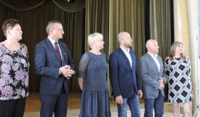 laureaci nagród Ambasadora Innowacyjnych Idei