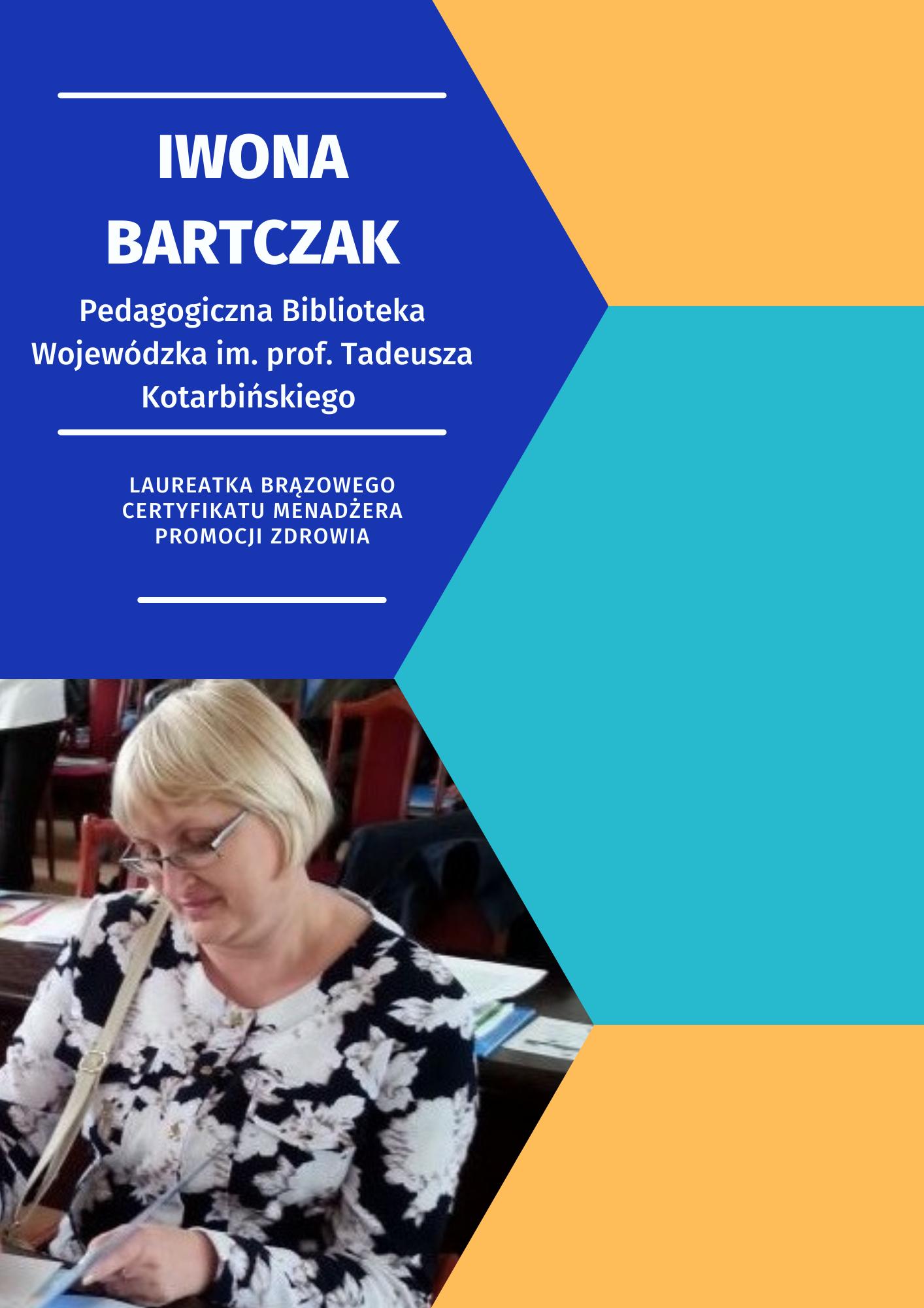 Wywiad zIwoną Bartczak