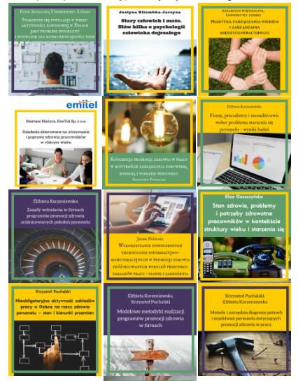 Grafika przedstawia kolaż ze slajdów prezentacji.