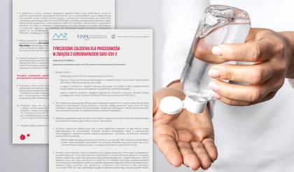 Tymczasowe zalecenia dla pracodawców w związku z koronawirusem SARS-COV-2