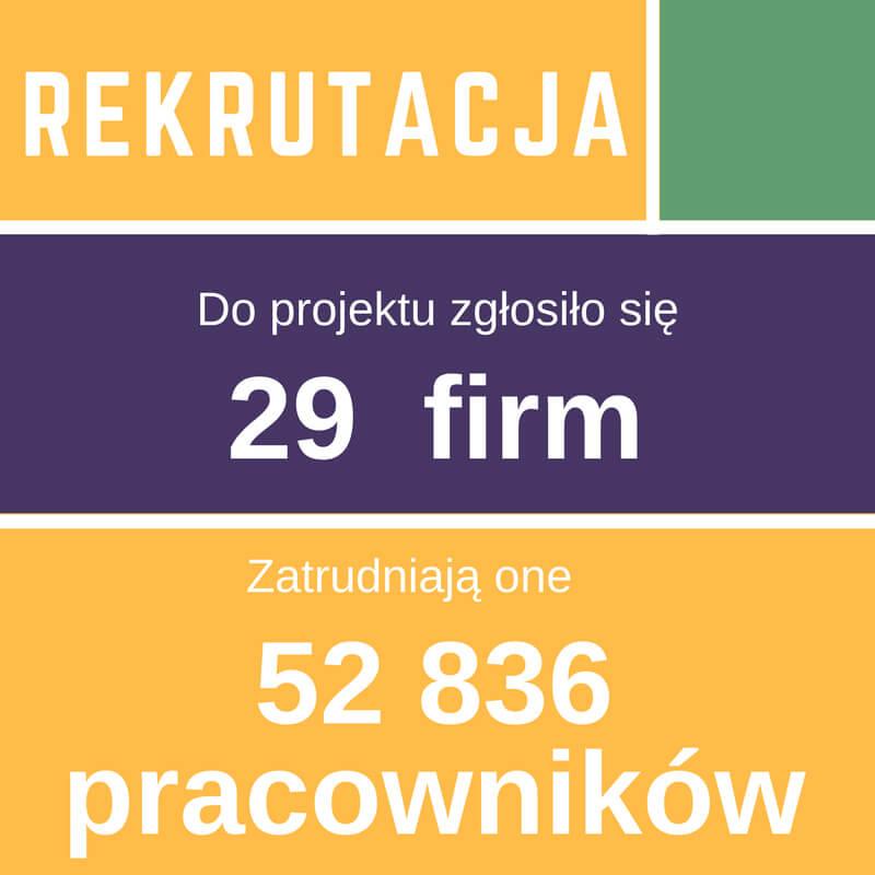 Kolorowa infografika dotycząca projektu