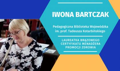 Wywiad z Iwoną Bartczak